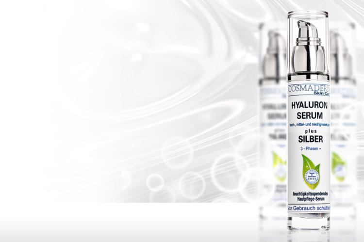 Hyalurongel Premium + Silber