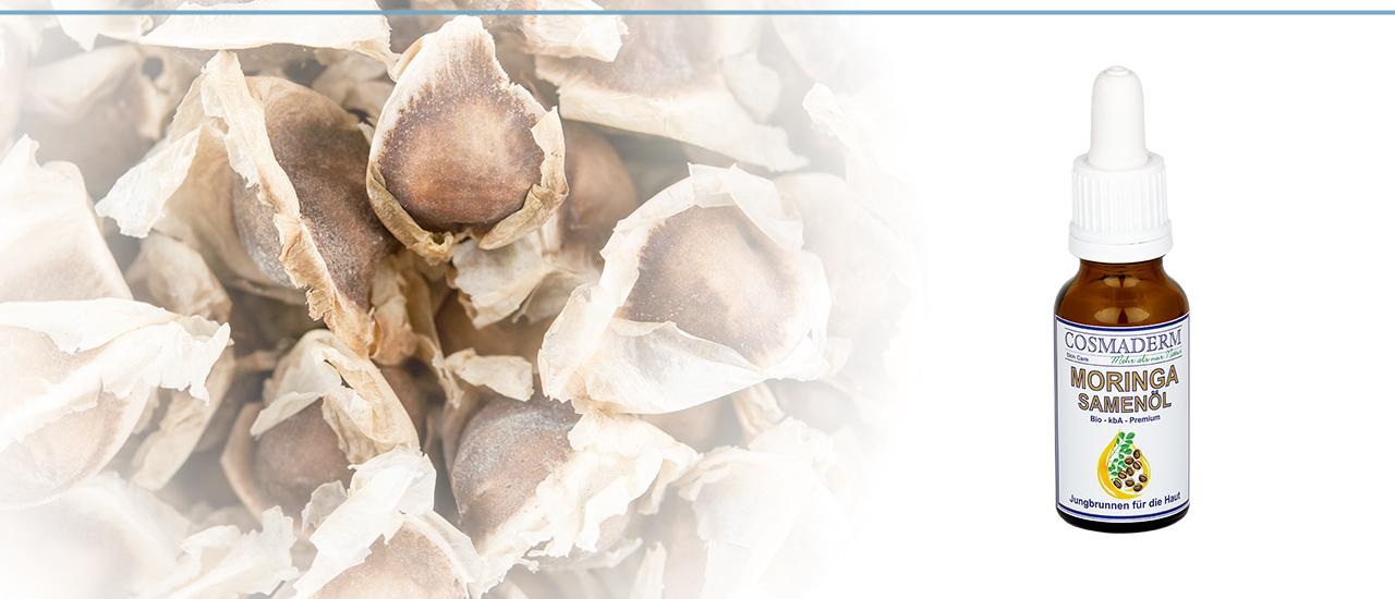 Moringa Samenoel - 100% Bio, mehrfach gefiltert