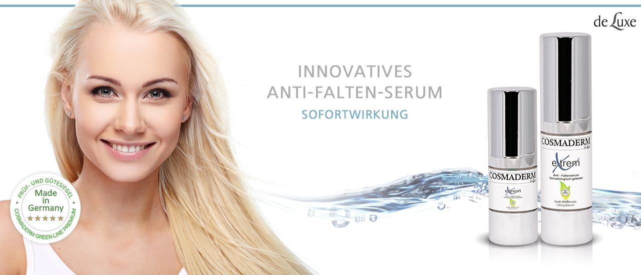 eXtrem - Anti-Falten und Mimik-Lifting-Serum