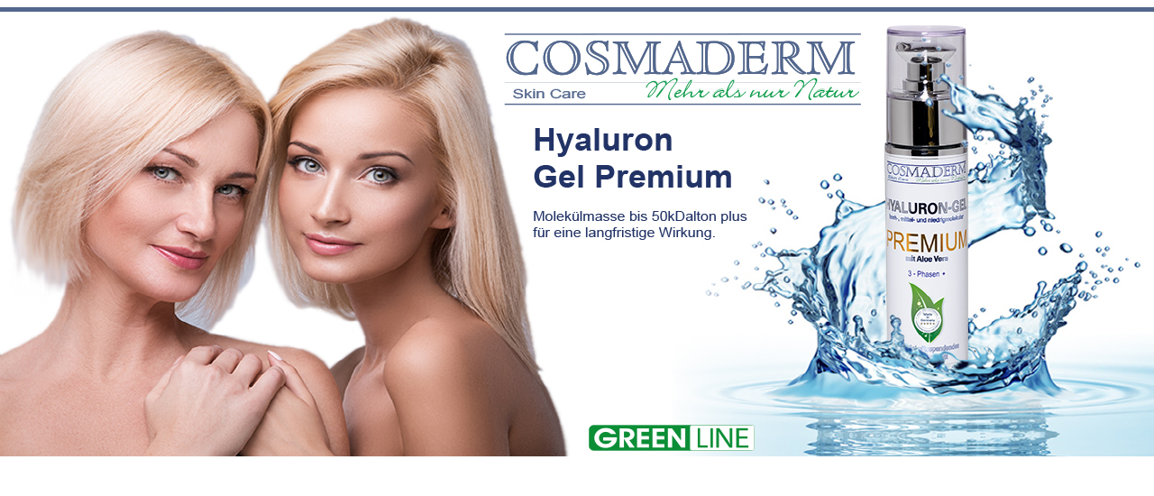 Hyalurongel Premium