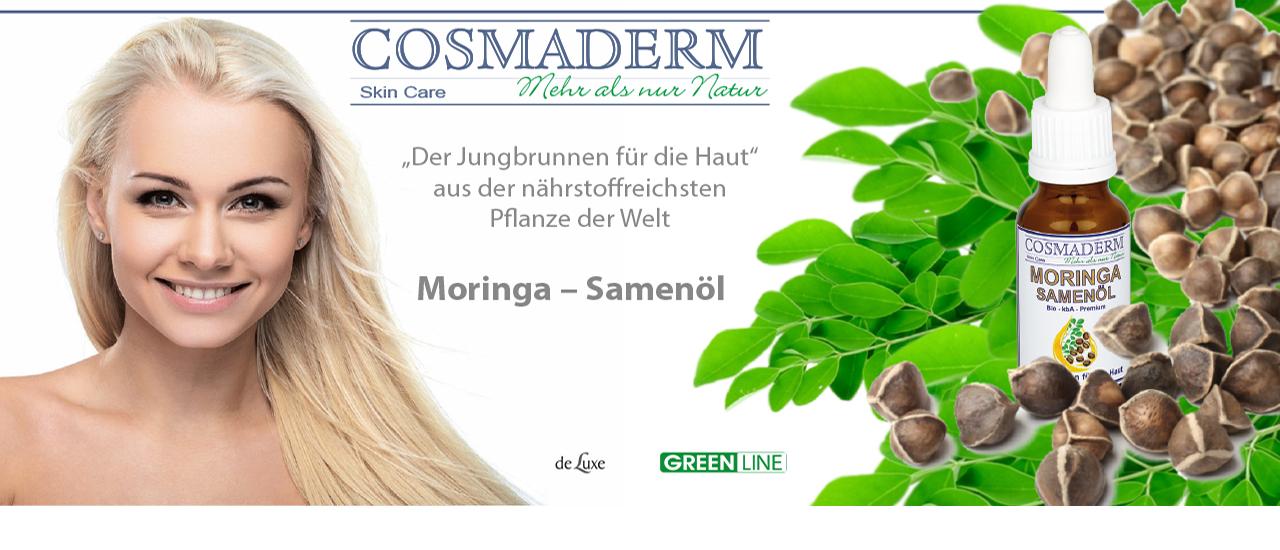 Moringa-Samenoel, 100% Bio, Spezialfiltrierung