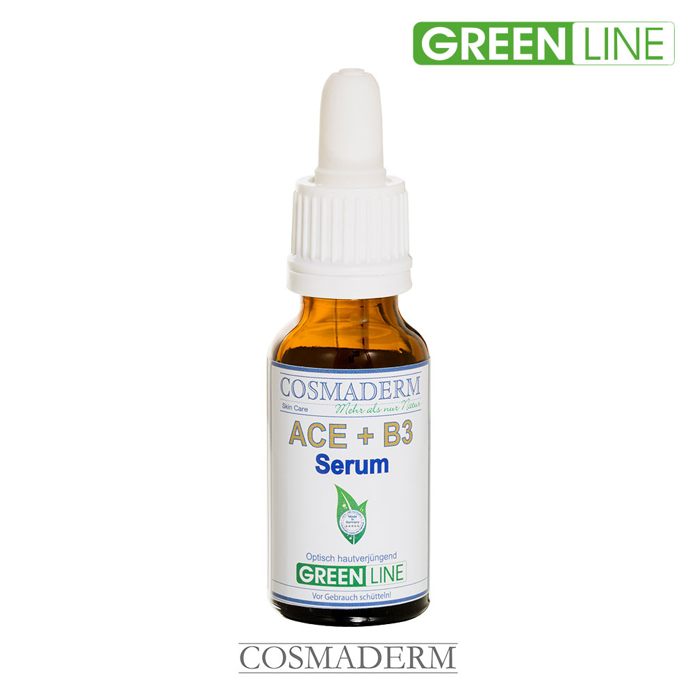 Vitamin ACE + B3 - Serum