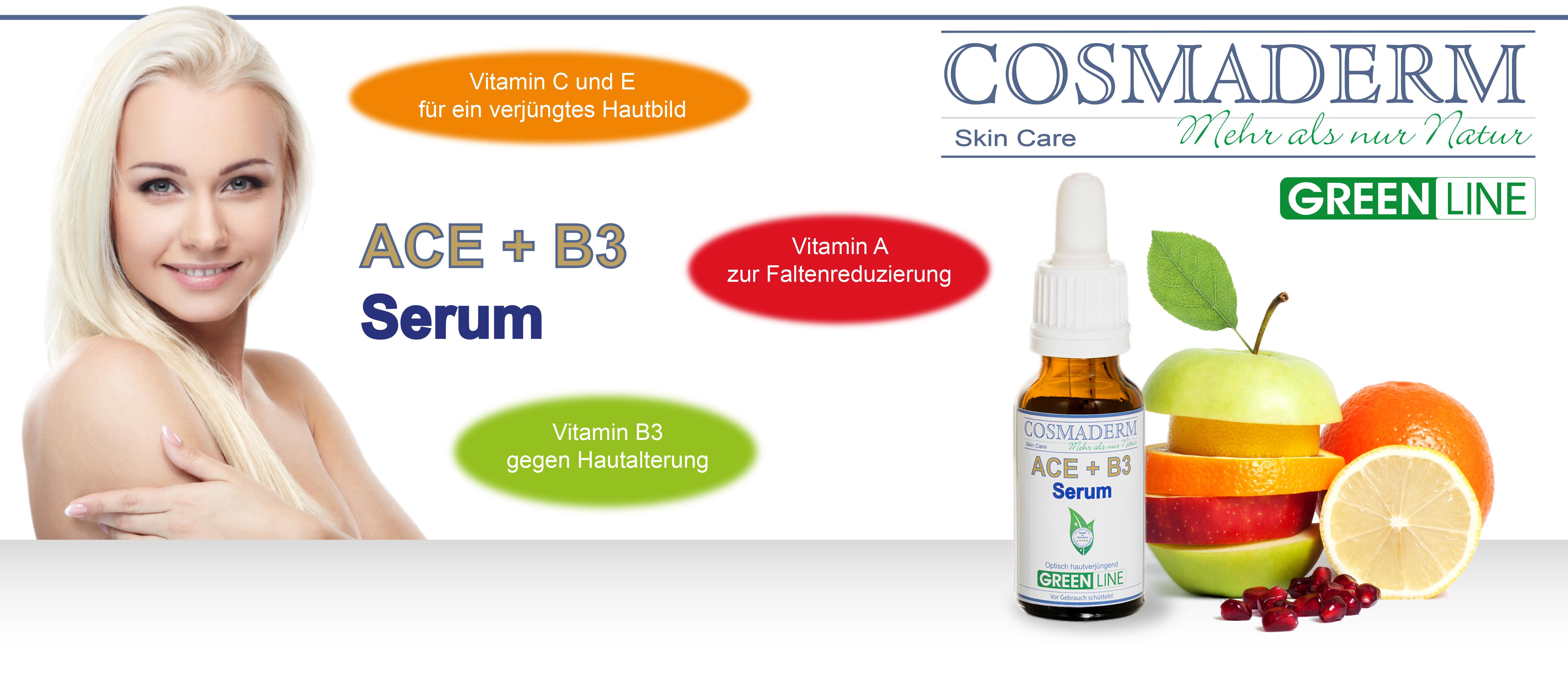 ACE + B3 Serum